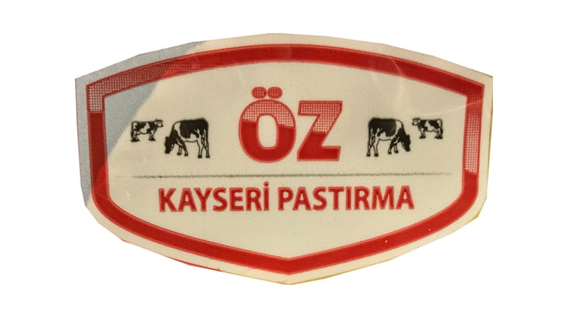 Öz Kayseri Pastirma